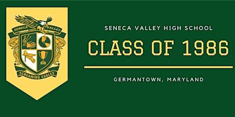 Seneca Valley High School Class of 1986 Reunion tickets