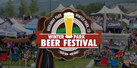 Winter Park Beer Festival 2021 tickets