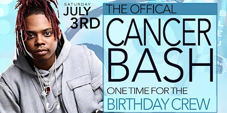 Cancer Bash Hosted By: Trap Beckham tickets