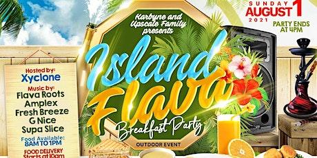 Island Flava Breakfast Party tickets