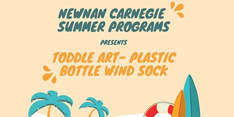 Toddle Art-Windsock tickets