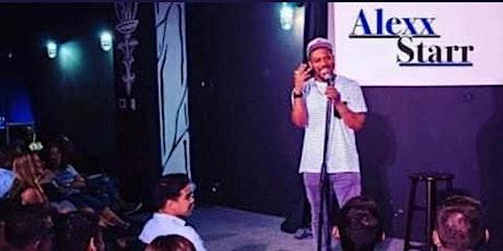 Starr Struck Comedy Presents  ALLEGEDLY 3 tickets