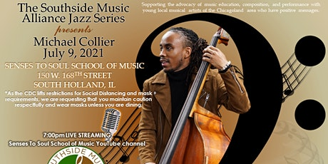 SSMA presents Michael Collier Jazz Performance tickets