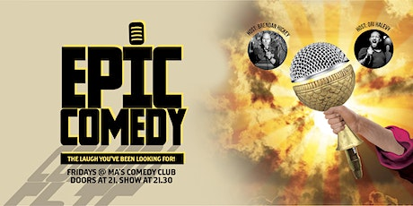 The Epic Comedy Showcase: An English Comedy Event in Berlin Tickets