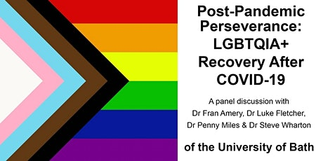 Post-Pandemic Perseverance: LGBTQIA+ Recovery After COVID-19 tickets