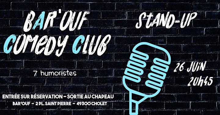 Image pour Bar'Ouf Comedy Club