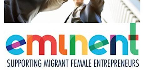 Enabling Female Migrant Entrepreneurs Showcase tickets
