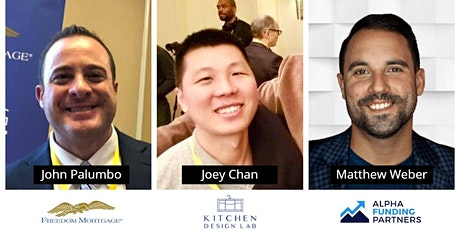 New Jersey's 27th Real Estate Deal Night & Mentoring Session tickets