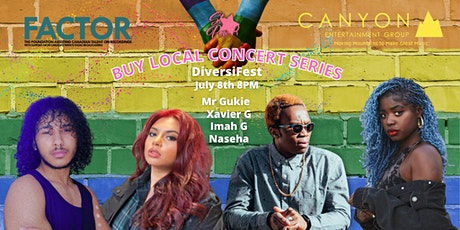 STAR Pow-R 'Buy Local' Concert Series -DiversiFest- Donation tickets