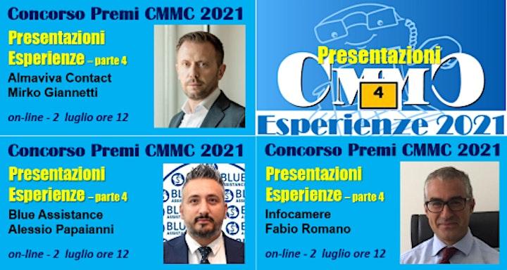 Immagine Presentazioni Esperienze n.4 - Quelli che aspettano...Premi CMMC 2021