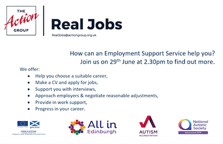 Employability Services with Real Jobs image