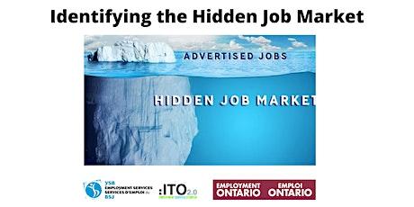 Identifying the Hidden Job Market tickets