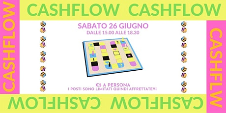 Alfafin Cashflow Day biglietti