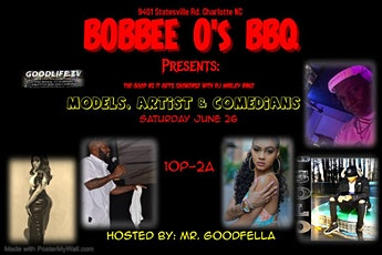 MR. GOODFELLA'S FASHION, COMEDY & ARTIST SHOW/AFTER PARTY tickets