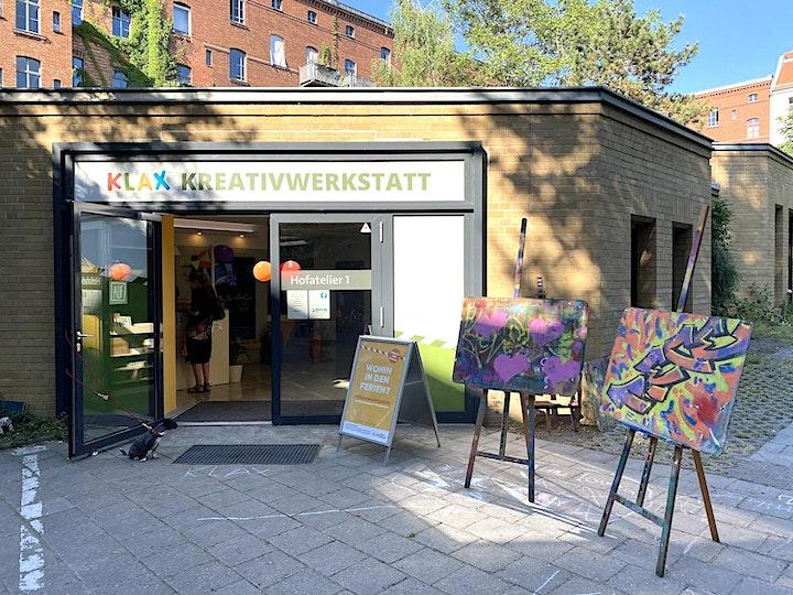 Graffiti: Handstyle, Mosaik und Objekte – mit Ausstellungsmöglichkeit: Bild