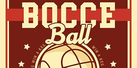 4v4 - BOCCE TOURNAMENTS ARE BACK tickets
