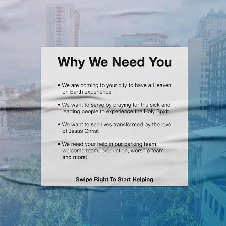 We Need You Orlando image