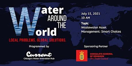 Wastewater Asset Management: Smart Choices tickets