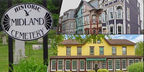 Landmark Bus Tour: Historic Shipoke, Steelton and Midland Cemetery tickets