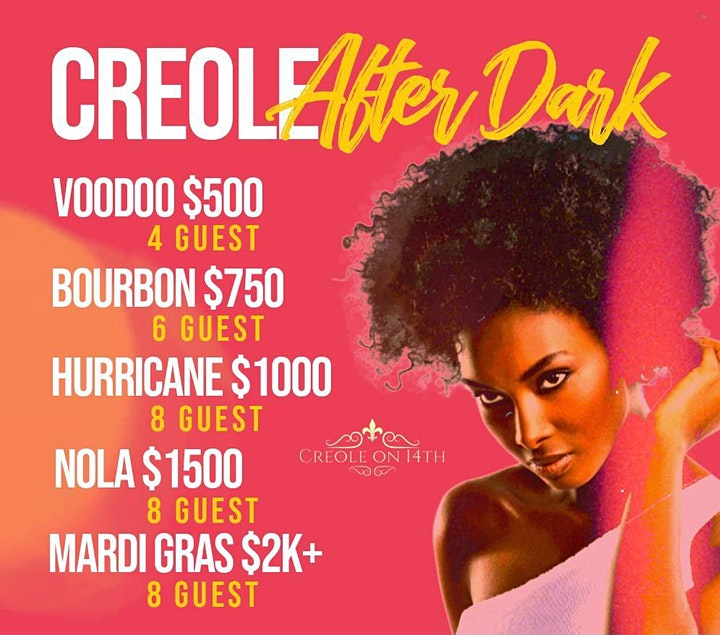 Creole Sundays (Brunch / Day Party) image