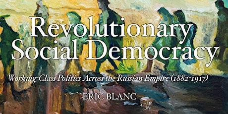Revolutionary Social Democracy:—Book Launch Event tickets