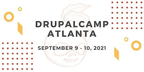 DrupalCamp 2021 tickets