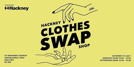 LOANHOOD x HACKNEY COUNCIL  SWAP SHOP tickets