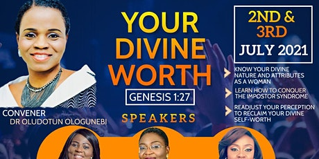 Your Divine Worth Women Conference tickets