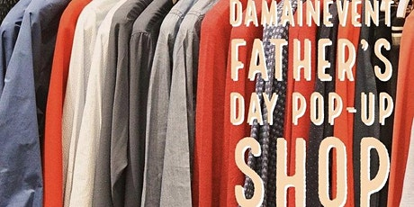 Father's Day Pop-Up Shop tickets