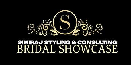 Simiraj Bridal Showcase tickets