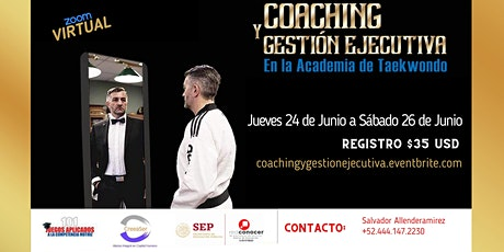COACHING Y GESTIÓN EJECUTIVA EN EL TAEKWONDO entradas