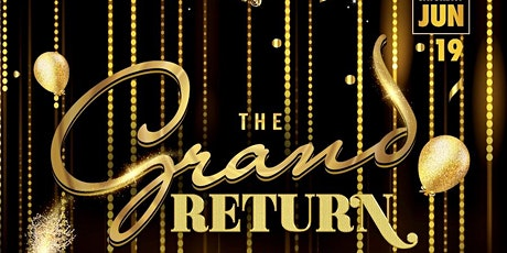 THE GRAND REOPENING tickets