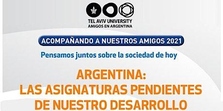 Prof. JORGE OSSONA: ARGENTINA entradas