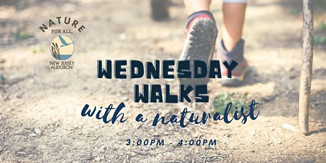 Walk with a Naturalist tickets