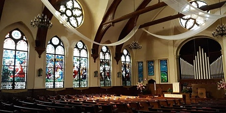 (In Person) Morning Worship at Saint Mark (11:15 service) tickets