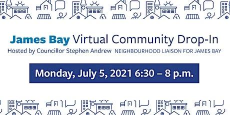 James Bay Virtual Community Drop-In tickets
