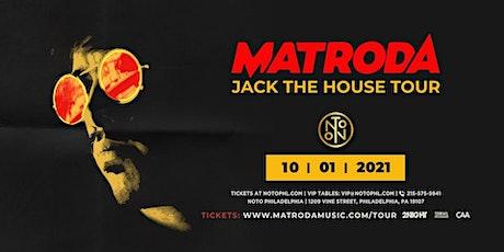 Matroda  @ Noto Philly October 1st tickets