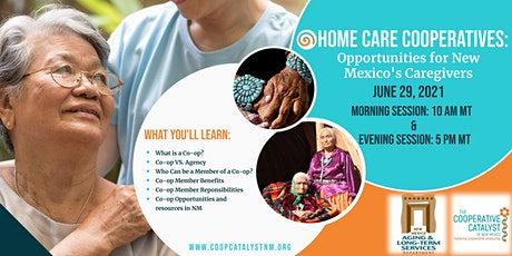 Home Care Cooperatives (Evening Session) tickets