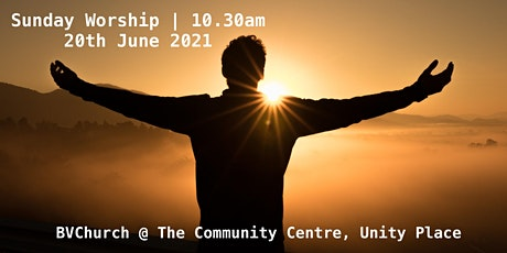 10.30am Sunday Service (20.06.21) tickets