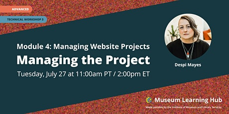Technical Workshop 3: Managing the Project tickets