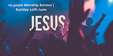10.30am Sunday Service (27.06.21) tickets