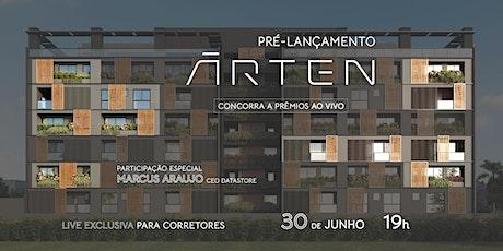 LIVE de Pré-Lançamento Árten - HIEX & ALTMA ingressos
