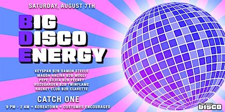 Top Shelf Disco Presents: BDE tickets
