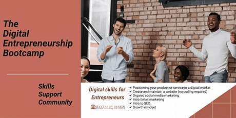 Info session: Digital Entrepreneurship #3 tickets