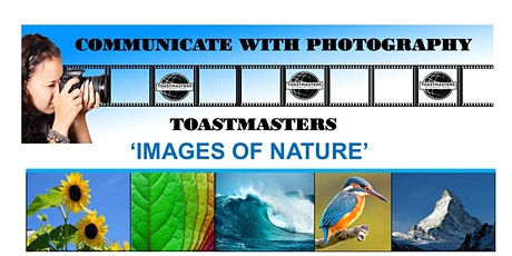 Communicate with Photography Toastmasters tickets