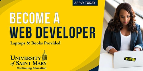 Web Development Info Session with  University of St. Mary tickets