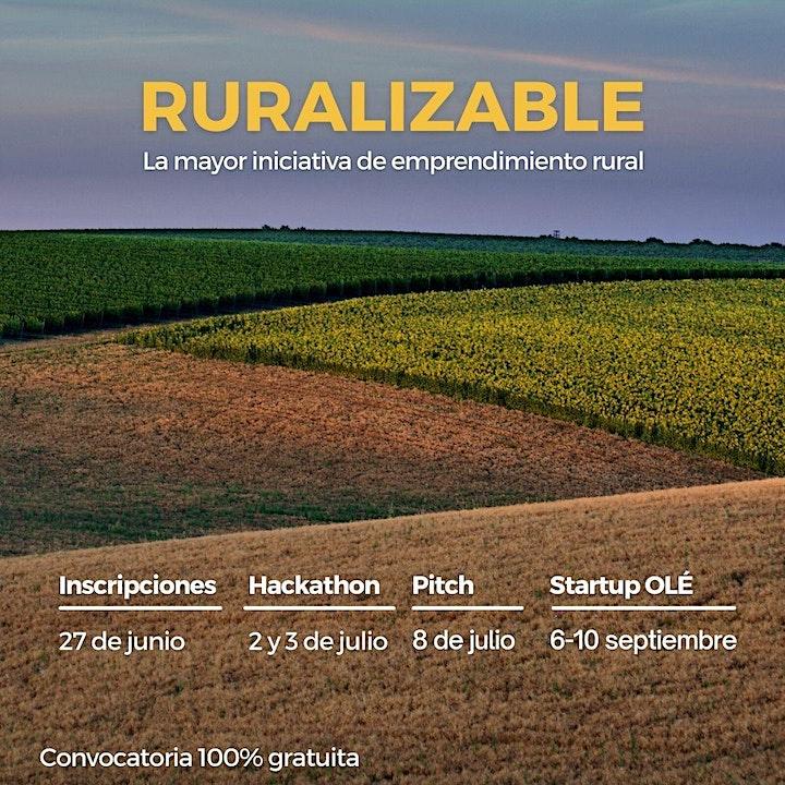 Imagen de Ruralizable, la mayor iniciativa de emprendimiento rural