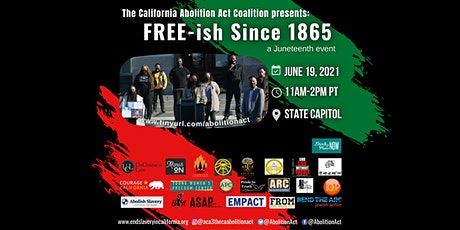 Juneteenth 2021: ACA 3 Press Conference & Rally tickets
