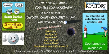 In It For The Swag Scramble Golf Tournament tickets