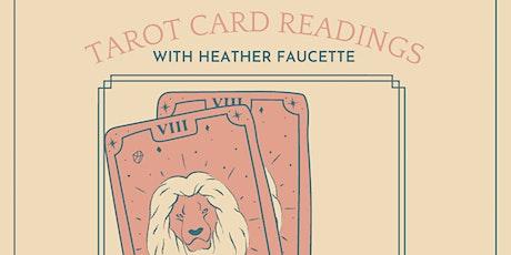 Tarot Readings tickets
